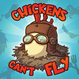 Chickens can't fly sound scheme for Windows