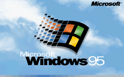 Windows 95 sounds