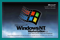 Windows NT 4 default sounds