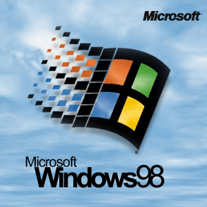 Windows 98 sounds
